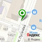 Местоположение компании Жемчужина Заволжья