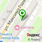 Местоположение компании Поволжский оконный центр