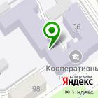 Местоположение компании Позитрон-Волга
