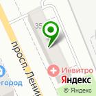 Местоположение компании Волжско-Камский оконный завод