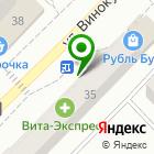 Местоположение компании Касса семейного кредита, КПКГ
