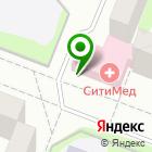 Местоположение компании СитиМед