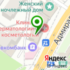 Местоположение компании Три рубля