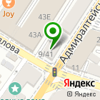 Местоположение компании Каспийский институт дополнительного образования Т.Н. Прохоровой