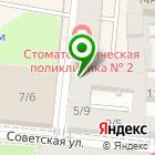 Местоположение компании Кадр