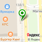 Местоположение компании АСТОР