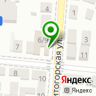 Местоположение компании Аквапром