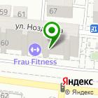 Местоположение компании FRAU FITNESS