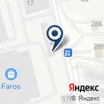 Компания Тандем на карте