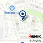 Компания Расчетный центр на карте