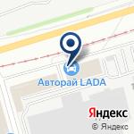 Компания АвтоРай на карте