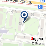 Компания Нева на карте
