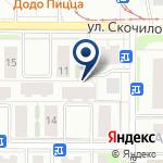 Компания Адвокатский кабинет Мустафиной Ю.А. на карте