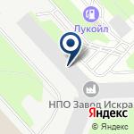 Компания Сервис73 на карте