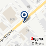 Компания Автосалон RENAULT на карте