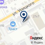 Компания Ульяновскмоторс на карте