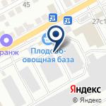 Компания Витакорм на карте