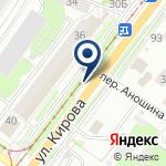 Компания Кудашкино на карте