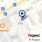 Компания CDEK на карте