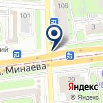 Компания EMS Почта России на карте