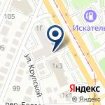 Компания Продос на карте