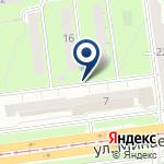 Компания ЗЕНИТ, ЖСК на карте