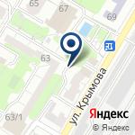 Компания СПСР-ЭКСПРЕСС на карте
