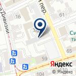 Компания Графика на карте