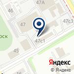 Компания Север-авто на карте