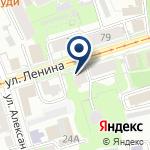 Компания Адвокатский кабинет Шабанова С.С. на карте