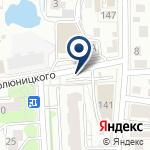 Компания Курьер Сервис Ульяновск на карте