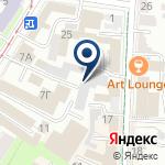 Компания Ульяновская областная коллегия адвокатов Ленинского района на карте