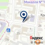 Компания Форекс-партнер на карте