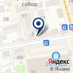 Компания ПАРТА на карте