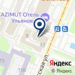 Компания Русская старина на карте