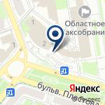 Компания Академия на карте