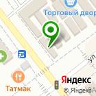 Местоположение компании Комарова