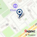 Компания ПВК-Сервис на карте