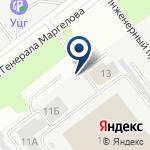 Компания Союз-М на карте