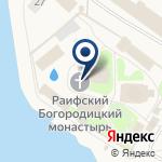 Компания Православный приют на карте