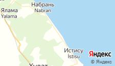 Гостиницы города Ашагыоба на карте