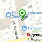 Местоположение компании Светодиоды Казани