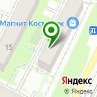 Местоположение компании Фотосалон на ул. Шамиля Усманова