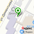 Местоположение компании ФизТех