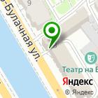 Местоположение компании Народная касса взаимопомощи
