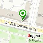 Местоположение компании Казанский гарнизонный военный суд