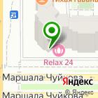Местоположение компании ФИНРОСА