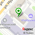 Местоположение компании УСПЕХ