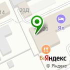 Местоположение компании Алектрострой