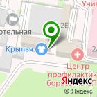 Местоположение компании Север